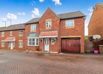 Thumbnail 5 bed detached house for sale in Evergreen Drive, Hampton Hargate, Peterborough, Cambridgeshire