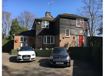 Thumbnail 4 bed detached house for sale in Friars Hill, Hastings