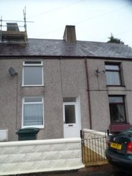 Thumbnail 2 bed terraced house to rent in 23, Hyfrydle Road, Talysarn
