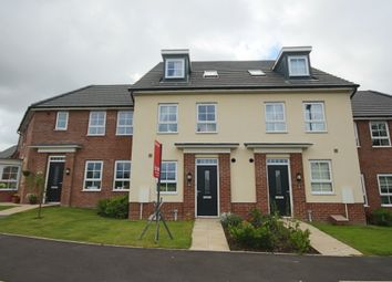 Thumbnail 4 bedroom town house for sale in Townsend Drive, Buckshaw Village, Chorley