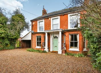 Thumbnail 5 bed semi-detached house for sale in May Villas, Norwich Road, Dereham