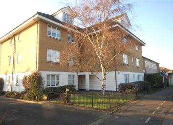 Thumbnail 2 bed flat for sale in Buckingham Court, Carlisle Road, Romford