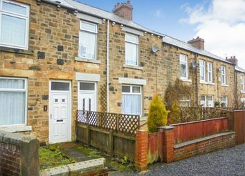 Thumbnail 3 bed terraced house for sale in Johnson Terrace, Stanley, Durham