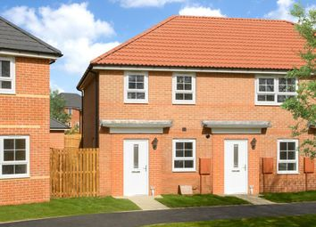 """Thumbnail 2 bedroom end terrace house for sale in """"Denford"""" at St. Benedicts Way, Ryhope, Sunderland"""