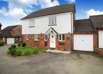Thumbnail 2 bed semi-detached house to rent in Cricketers Close, Ashington, Pulborough, West Sussex