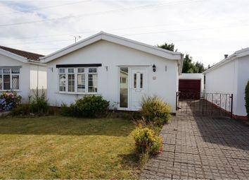 Thumbnail 2 bed detached bungalow for sale in Glynbridge Gardens, Bridgend