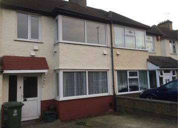 Thumbnail 3 bed terraced house to rent in Park Mead, Sidcup