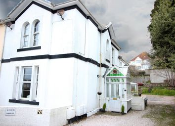 Thumbnail 1 bed flat for sale in Windsor Road, Torquay