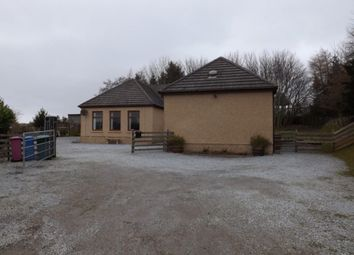 Thumbnail 2 bedroom detached bungalow for sale in Botriphnie, Keith
