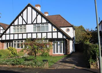 Thumbnail 3 bed semi-detached house for sale in St Augustines Avenue, Bromley