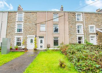 4 bed terraced house for sale in Jersey Row, Cwmavon, Port Talbot SA12