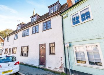 Thumbnail 4 bed terraced house for sale in Nelson Street, Buckingham