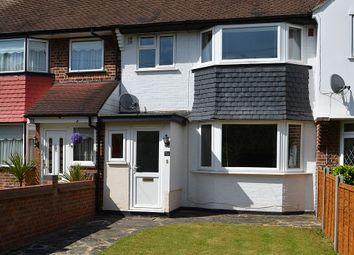 Thumbnail 3 bed terraced house for sale in Berwick Crescent, Sidcup, London