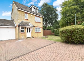 Thumbnail 4 bed link-detached house for sale in Powell Avenue, Darenth Village Park, Dartford, Kent