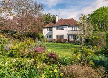 Thumbnail 4 bedroom detached house for sale in Huntingdon Road, Cambridge