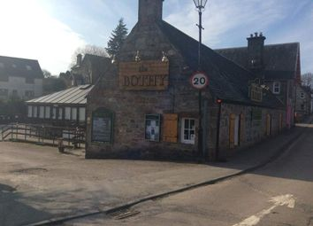 Thumbnail Restaurant/cafe for sale in Canalside, Fort Augustus