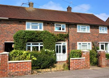 Thumbnail 3 bed terraced house for sale in Chilmark Gardens, Redhill