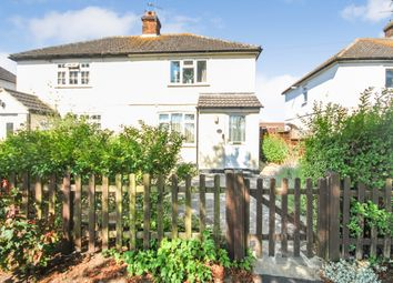 Thumbnail 2 bed semi-detached house for sale in Cambridge Road, Sawbridgeworth, Hertfordshire
