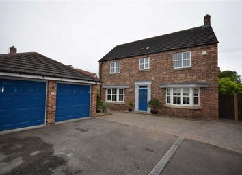 Thumbnail 4 bed detached house for sale in Syerston Way, Newark, Nottinghamshire