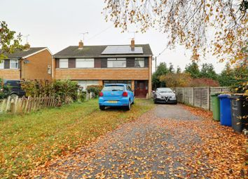 Thumbnail 3 bed semi-detached house for sale in Sands Lane, Scotter, Gainsborough
