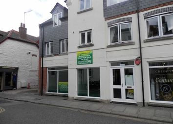 Thumbnail Retail premises to let in Unit 1B, 6, Quay Street, Truro