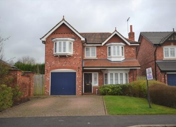 Thumbnail 4 bed property to rent in Kingsbury Drive, Wilmslow