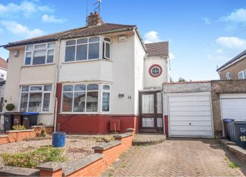 3 bed semi-detached house for sale in Greenhills Road, Whitehills, Northampton NN2
