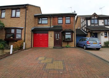 Thumbnail 3 bed semi-detached house for sale in Reedsdale, Luton, Bedfordshire