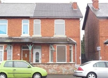 Thumbnail 3 bed semi-detached house to rent in Wilsthorpe Road, Long Eaton, Nottingham
