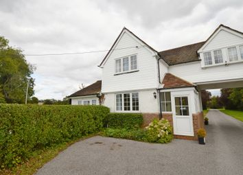 Thumbnail 2 bed semi-detached house to rent in Archway Cottage North, Bramdean, Alresford
