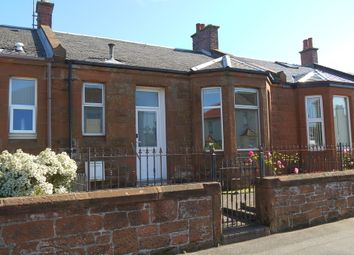 Thumbnail 2 bed terraced bungalow for sale in Marchfield Road, Ayr