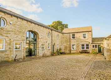 Thumbnail 4 bed barn conversion for sale in Rough Hey Gate, Oswaldtwistle, Accrington