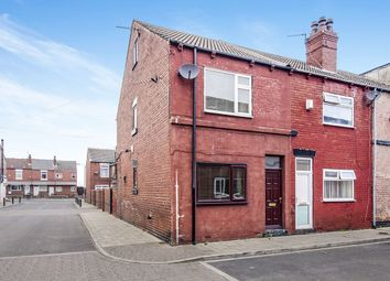 Thumbnail 2 bed terraced house for sale in Albany Street, South Elmsall, Pontefract