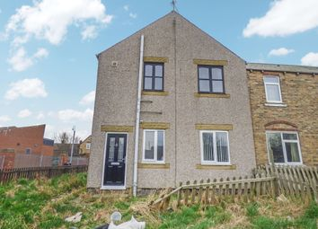 Thumbnail 1 bedroom flat for sale in Eden Terrace, Lynemouth, Morpeth