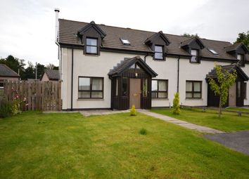 Thumbnail 2 bed terraced house for sale in Fraser Court, Kiltarlity, Beauly