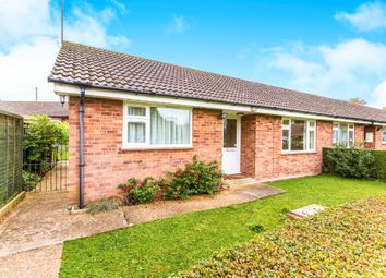 Thumbnail 2 bed semi-detached bungalow for sale in Wheelers Way, Little Eversden, Cambridge