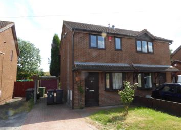Thumbnail 2 bedroom semi-detached house to rent in Tudor Meadow, Trench, Telford