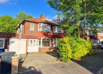 Thumbnail 4 bed property to rent in Ashness Gardens, Sudbury Town, Greenford, Middlesex
