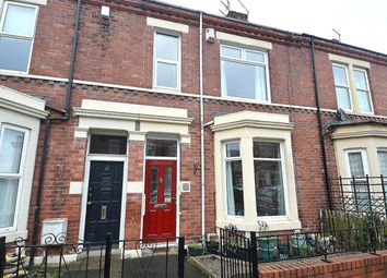 Thumbnail 3 bed terraced house for sale in Bamborough Terrace, North Shields