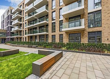 Thumbnail 2 bed flat for sale in Queenshurst Square, London