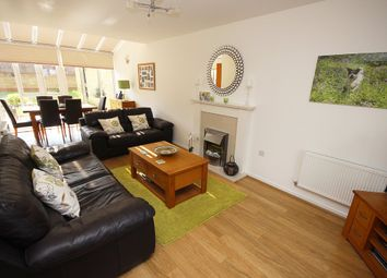 Thumbnail 5 bedroom town house for sale in Waterstone Way, Greenhithe