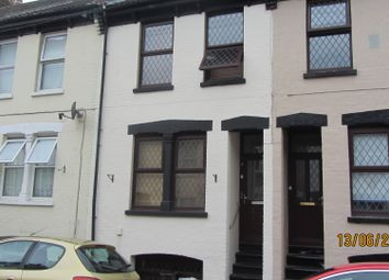 Thumbnail 4 bed terraced house to rent in St Peter Street, Rochester, Kent