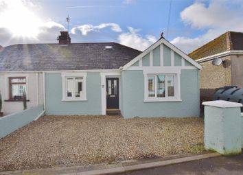 Thumbnail 4 bed semi-detached bungalow for sale in Main Street, Llangwm, Haverfordwest