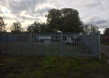 Thumbnail Land to let in Storage/Parking Compound, Fauld Industrial Estate, Fauld, Tutbury, Burton Upon Trent, Staffordshire