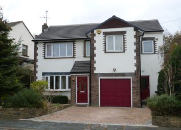 Thumbnail 4 bed detached house for sale in Harbeck Drive, Harden, Bingley