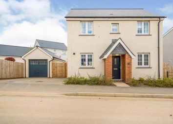 Thumbnail 3 bed detached house for sale in Cowslip Avenue, Tavistock