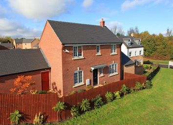 Thumbnail 3 bedroom detached house to rent in Long Leasow, Telford
