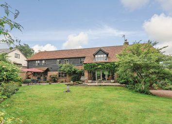 Thumbnail 5 bed detached house for sale in Kings Caple, Hereford