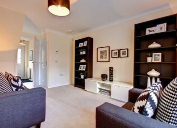 "Thumbnail 3 bed semi-detached house for sale in ""The Newton"" at Stable Gardens, Galashiels"