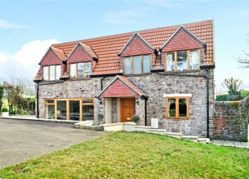Thumbnail 5 bedroom detached house for sale in Sandy Lane, Lower Failand, Bristol